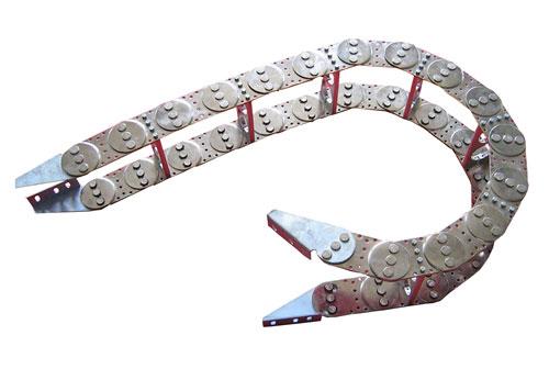 TL65钢铝拖链