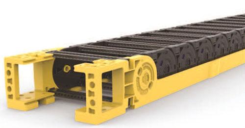 保护电缆拖链